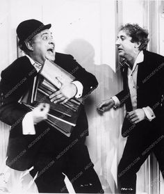 photo Zero Mostel Gene Wilder film The Producers 3645-21
