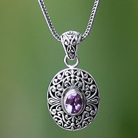 Violet Beauty from @NOVICA, They help #artisans succeed worldwide.