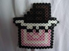 Kawaii perler bead Chocalote by *PerlerHime on deviantART