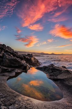Fuerteventura Island, Beautiful World, Beautiful Places, Landscape Photography, Nature Photography, Pretty Landscapes, Kind Of Blue, Quelques Photos, Road Trip Adventure