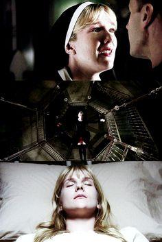 American Horror Story: Asylum, Sad scene :((