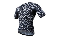Purpose Flow Cycling Jersey (Waves)