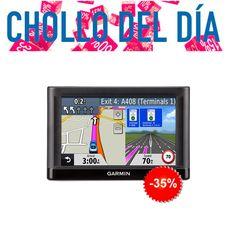 #CHOLLO! #GPS #Garmin Nuvi 52 con un 35% de descuento!! http://mzof.es/blog/gps-garmin-nuvi-52-chollo-del-dia/237 No lo dejes escapar! #mzof #descuentos
