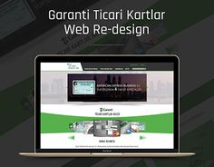 "Check out new work on my @Behance portfolio: ""Garanti Ticari Kartlar Web Re-design"" http://on.be.net/1jt9FNg"