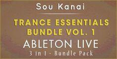 Bundles Updates on @producerbox Sou Kanai #Ableton Live #Trance Essentials Bundle Vol. 1 View bundle -> prbx.co/2345