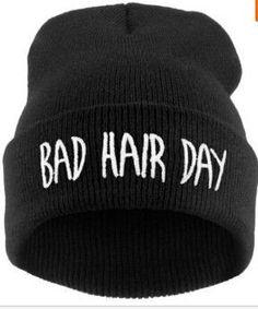 winter bad hair day beanie women men Diamond beanies VOGUE hat, knitted ski skullies bonnet crochet casquette,gorros de lana