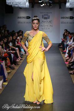 Arpita Mehta at Lakme Fashion Week Summer/Resort 2014