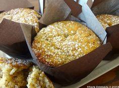 Mia's Domain   Rustic Modern Cuisine: Gluten Free Banana Muffins