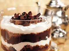 Easy to assemble, this layered indulgence will wow chocolate lovers of all ages!