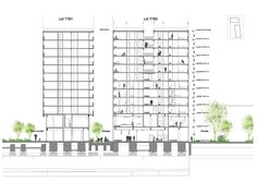 Mixed-Use+Building+in+Paris+Winning+Proposal+/+SOA+Architectes
