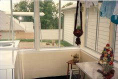 Lots of light in this sunroom with wall-to-wall windows! http://www.dilloncompany.com/
