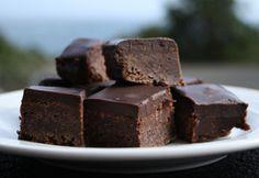 Chocolate Fudge Slice recipe
