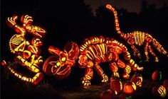 Groupon - $ 18 for One Admission to RISE of the Jack O'Lanterns (Up to $28 Value). 27 Options Available.   in Santa Anita Park. Groupon deal price: $18