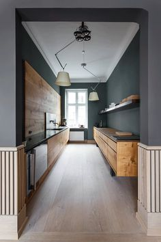 Cool Alternatives to Traditional Upper Kitchen Cabinets — Apartment Therapy
