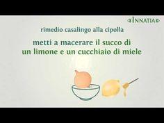 3 rimedi casalinghi per la tosse secca | INNATIA.IT - YouTube