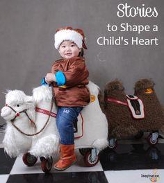 Stories Shape a Child's Heart