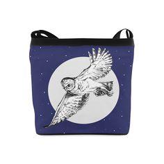 athena owl crossbody bags Crossbody Bags (Model 1613)