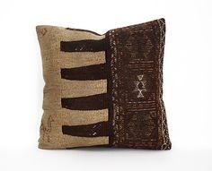 kilim pillow, tribal pillow, boho pillow, decorative pillow, bohemian, kilim pillow cover, turkish pillow, aztec pillow, southwestern pillow by epillove on Etsy https://www.etsy.com/listing/489555890/kilim-pillow-tribal-pillow-boho-pillow