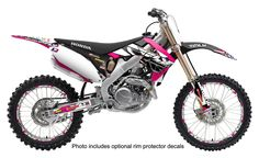 My dream bike! Except I'd rather have it in a CRF250R edition instead of a CR250 :)