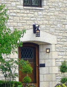 tudor door & window
