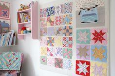 MessyJesse's #sewingspace