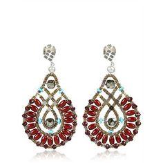 Ziio Quadan Earrings - Polyvore