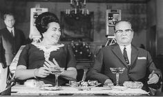 Yugoslavian president Josip Tito watched a film almost every night during his 35 year rule.