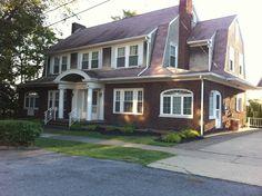 Jimmy Stewart's Childhood Home - Indiana, PA