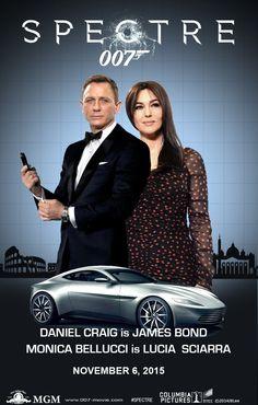 "Bond 24 ""SPECTRE"" Collage by JBLee #jamesbond #007 #spectre #jamesbondfanart"