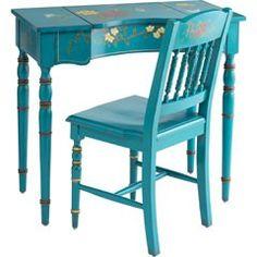 Birds & Blooms Writing Desk & Chair   Shop family, kids,parenting  Kaboodle