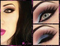 fake lashes - LOVE IT!