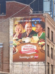 Holiday Baking Championship season 2 billboard New York