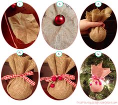 Craftivity Designs: Bows and Bells