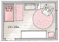 nursery layout