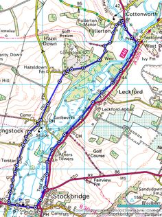 River Test Walk - Length of route: Approximately 7 miles Starting point: SU354351 Suitable for: Walking Maps: OS Explorer Map 131 – Romsey, Andover & Test Valley Download our OS MapFinder app and record your route Use OS Maps Download the GPX file There are a range of lovely pubs to visit along this walk through the Hampshire countryside, including along the Test Way. As it's... Read More