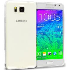 Case para Samsung Galaxy Alpha é TOP, feito em material TPU Gel premium de Silicone. È a capa para celular indicada para quem quer manter o Design e a estrutura fina do seu Smartphone intacta.