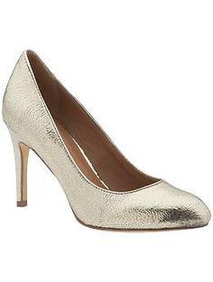 Corso Como Del | Piperlime Light colored summer wedding shoes