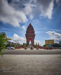 Phnom Penh Cambodia by solterrae