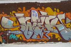 Swek – read more @ http://www.juxtapoz.com/Graffiti/swek – #graffiti #swek #funkyletters