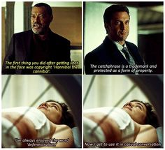 Hannibal 2x6 futamono well at least someone is catching - Hannibal lecter zitate ...