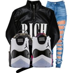 kill the fakes and get exposed-drake by yoxngn on Polyvore featuring polyvore, fashion, style, Cotton Candy, Concord and MCM