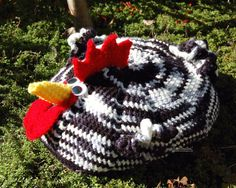Chicken tortoise cozy  made to order by MossyTortoise on Etsy, $24.00