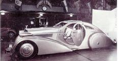 Round door 1925 Rolls Royce Phantom - !!