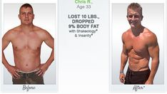 """New energy triggered his transformation  """"I went from being lazy to energized . . ."""" """"Shakeology was the key to my success and to reaching my goals. Without the nutrients—plus the extra energy and the weight loss I got from replacing just one meal a day with it—there's no way I would've even started my transformation. Before . . . I struggled to jog two miles. And now . . . I just entered a triathlon!"""""""