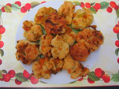 Frittelle di zucca Tuscany Food, Tuscan Recipes, Toscana Italia, Cauliflower, Vegetables, Kitchens, Cauliflowers, Vegetable Recipes, Cucumber