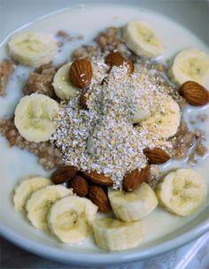 Clean Eating Oatmeal Recipes – A.A – The Oatmeal health tips health solutions eating Clean Eating Recipes, Healthy Eating, Cooking Recipes, Healthy Life, Healthy Snacks, Healthy Recipes, Clean Eating Oatmeal, Eating Clean, Clean Diet