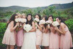 WHAAATTT...I'm on Pinterest !!! Well I'm behind some flowers but whaaat I'm on Pinterest! LOL Bridesmaids - Weddings www.mauimakaphotography.com mauimakaphotography@gmail.com  maui hawaii studio 8083447670  vancouver island studio 7786766427  international wedding photography