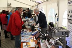 BBA stand op NCC weekend 2010
