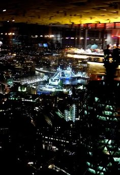 Duck & Waffle. Incredible restaurant on 40th Floor. British seasonal menu. Soon to be open 24hrs a day. Perfect spot for a date or an after-party haunt.