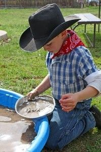 Cowboy/Cowgirl Themed Party